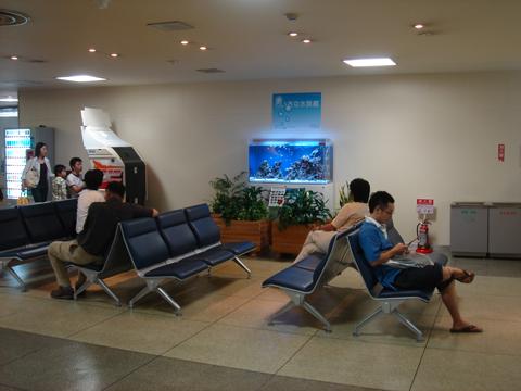 空港旅客ターミナルビル