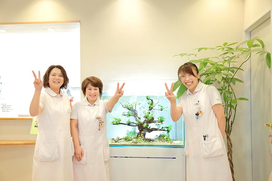 医院待合スペース